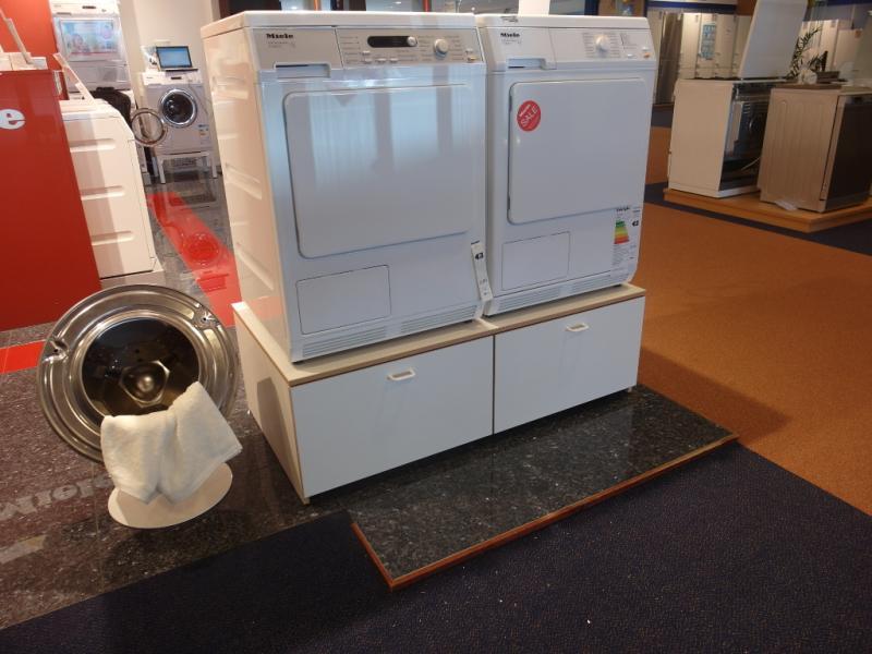Verbazingwekkend Verhoog maken voor wasmachine en droogkast | Bouwinfo GU-73
