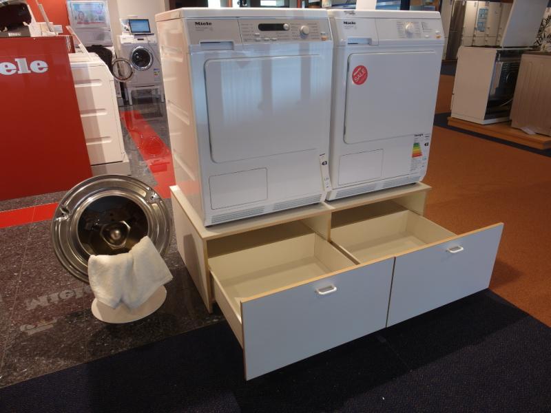 Verhoog Maken Voor Wasmachine En Droogkast Bouwinfo